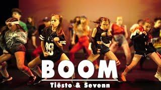 Tiësto u0026 Sevenn – BOOM | Street Dance Kids | Choreography Sabrina Lonis