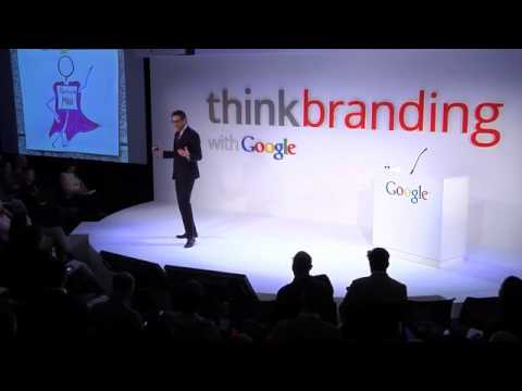 "Think Branding, with Google - Conference Keynote - ""Branding in the New Normal"""