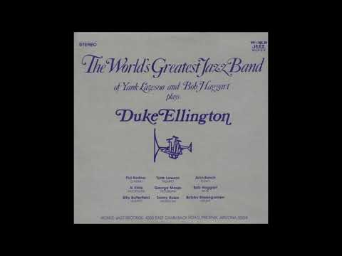 Worlds Greatest Jazz Band -  Plays Ellington