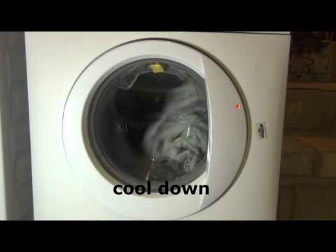 Zanussi Progress Jetsystem ZWF1437 : Cotton extra quick 60'c + Super rinse