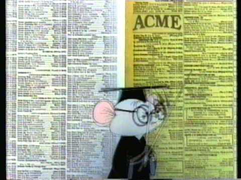 Cartoon Network Cartoon Theatre, Acme Hour