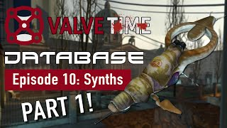 Half-Life's Synths: The Combine Horror [Part 1] - ValveTime Database: Episode 10