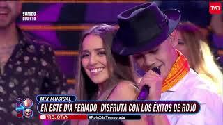 Felices Los 4   Luis Zapata   Rojo El Color Del Talento TVN