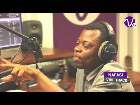 """NAFASI présente """" NAFASI  Don't Play """" sur Vibe Radio Côte d'Ivoire"""