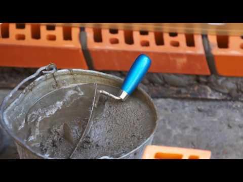 Как рассчитать количество цемента