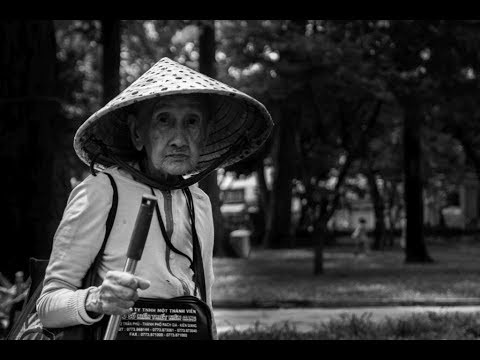 People- and Street Photography in Saigon 2017