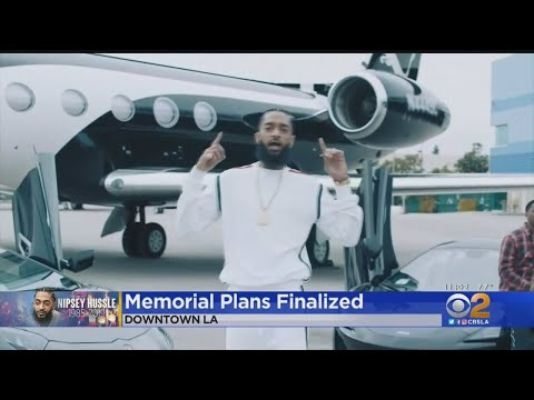 No More Tickets Left For Nipsey Hussle's Memorial Service At Staples Center