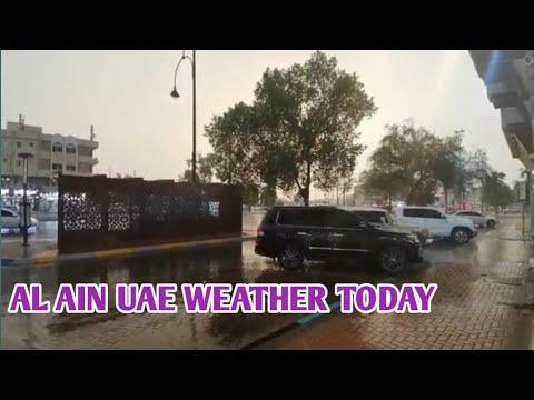 AL AIN UAE WEATHER TODAY|TOWN AL AIN