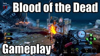 CALL OF DUTY: BLACK OPS 4 [PS4 PRO] ZOMBIES - Blood of the Dead Gameplay [1080P HD] No Commentary