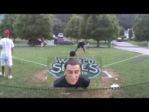 Caputo Complex Wiffle Ball- 2010 World Series Game 1 (With Original Audio)