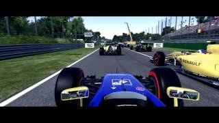 f1 2016 crash compilation 3