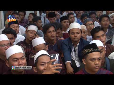 Ngaji Bareng Ustadz Abdul Somad Generasi Rabbani Masa Kini Kampus C Unair Surabaya Part 1