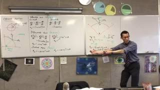Circular Motion (5 of 6: Force Along the Normal)