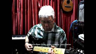 Since You've Been Gone (Leonard Cohen) - guitar cover by Johny Damar