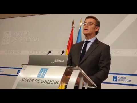 Feijóo adelanta las elecciones gallegas al 5 de abril