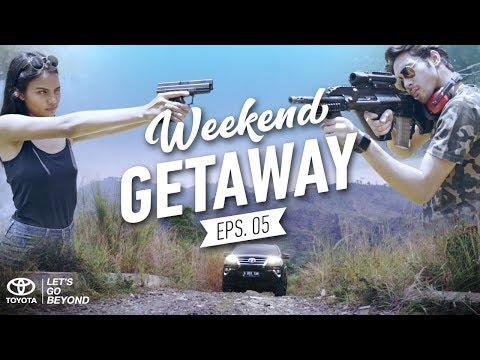Eps 5 - Weekend Getaway: Latihan Menembak Bareng Valerie Dan Megantara