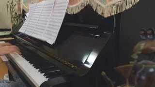 キミの夢を見ていた/嵐「THE  DIGITALIAN」より ピアノ(耳コピ)