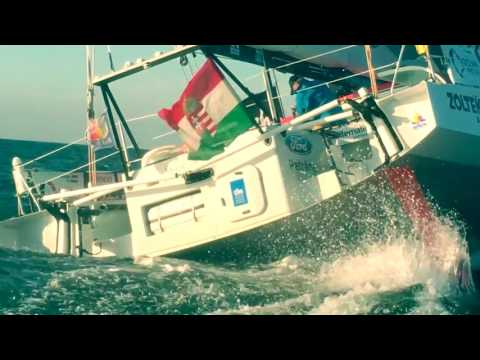 Nándor Fa: 24 years of Vendée Globe / Now & Then (1992 and 2016)