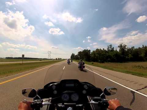 Interstate 39 Ride