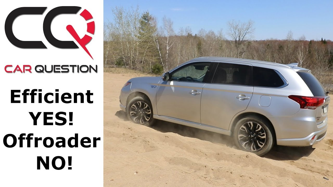 Mitsubishi Outlander PHEV | The Specifications you need to KNOW! | Review  3/10
