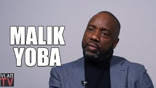 Malik Yoba on Getting Shot in the Neck at 15, His Father Wanting Revenge (Part 3)