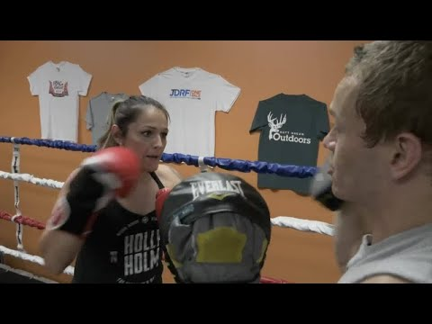 Workout Wednesday:  Blacksburg Boxing and Fitness