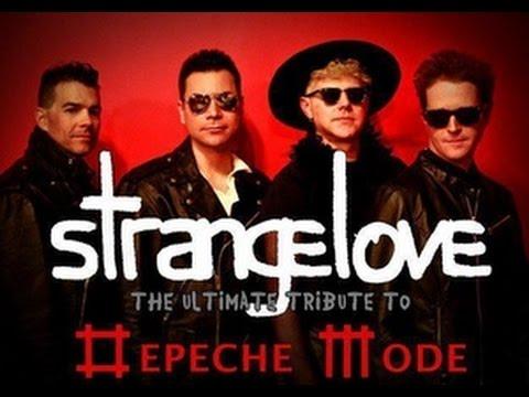 STRANGELOVE - The Ultimate Tribute to Depeche Mode - 16/09/2013