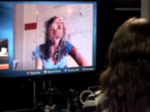 Shira Lazar & WebBeat.TV's Pelpina Skype Chat
