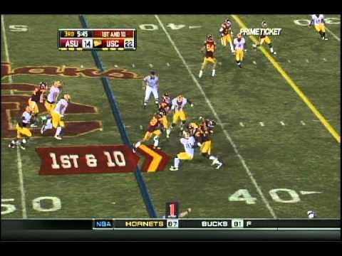 USC RB #28 Dillon Baxter Highlights 2010