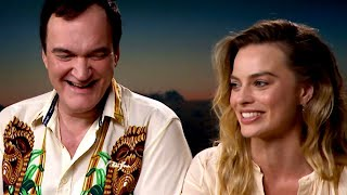 Quentin Tarantino and Margot Robbie on the real Sharon Tate