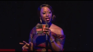 Inspiration, the leap to follow your dreams | Yvonne Botchey | TEDxAccraWomen