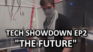 Futuristic PC Build Battle - Tech Showdown Ep2