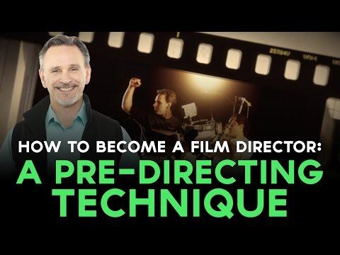 How to Become a Film Director - Script Supervisor Technique