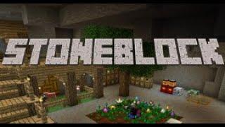 Minecraft Stoneblock Ep 4 SoulSand Automation