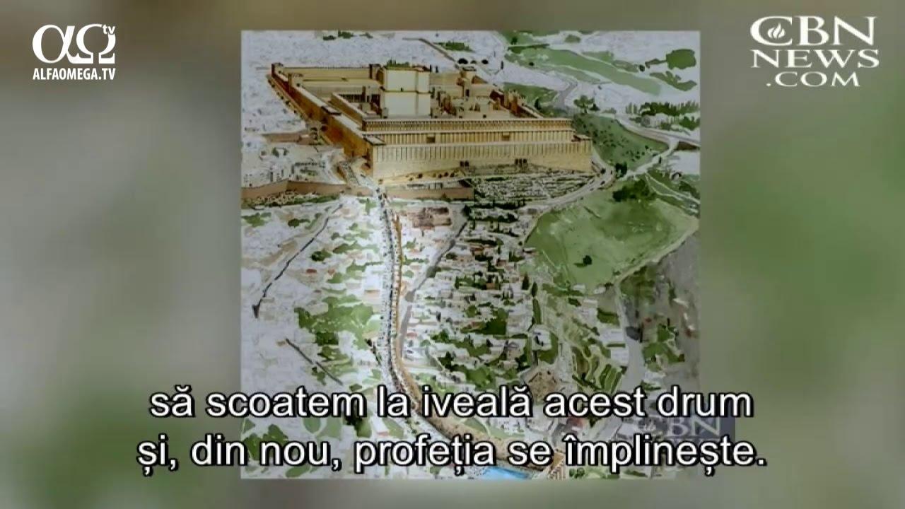 Biblia prinde viata - Arheologii descopera vechiul Ierusalim biblic