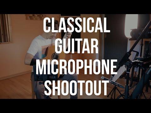 Ultimate Classical Guitar Microphone Comparison | Guitarise ep8