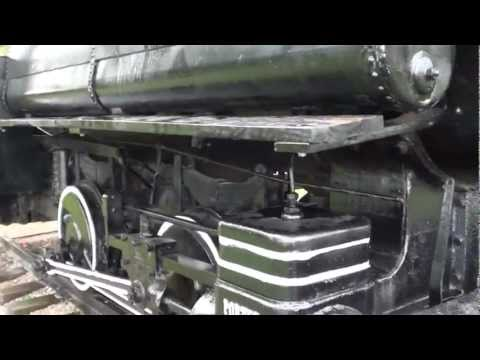 Old Steam Locomotive 1927 Porter 0-4-0 Tank Engine