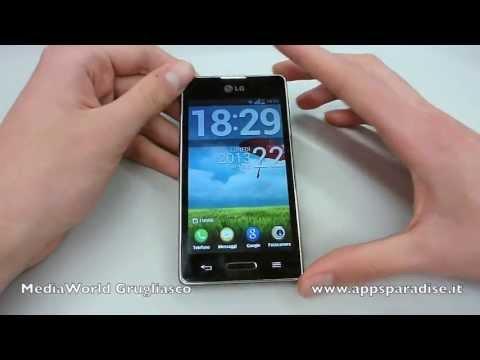 Recensione LG Optimus L5 II ita by AppsParadise