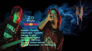 TungPu !! ZO People song