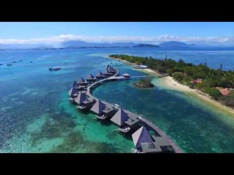 Like a Dream : Escapade Island Resort , New Caledonia