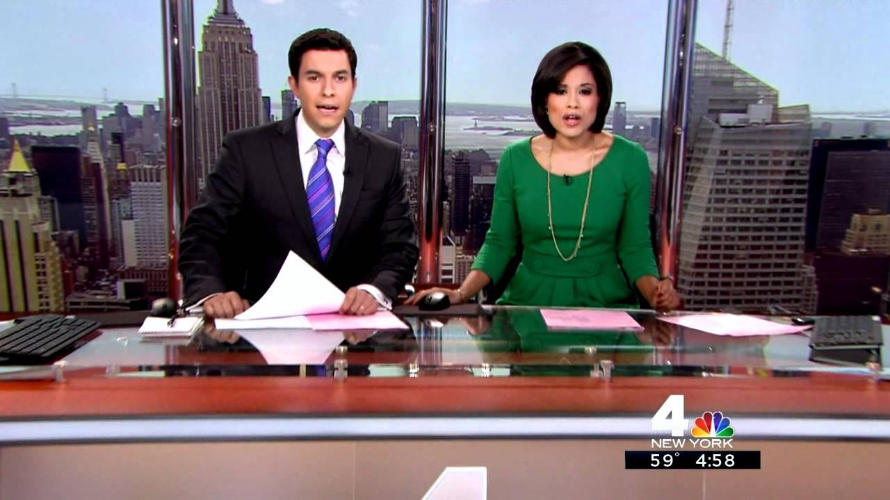 Wnbc News 4 New York At 5Pm Open 2012-Present - Youtube-5928