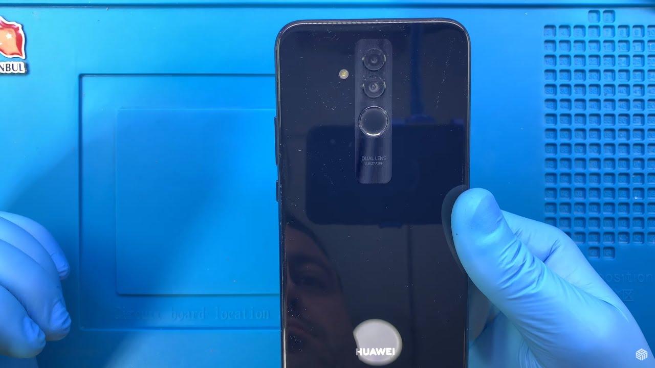 Huawei Mate 20 Lite Arka Kamera Degisimi Youtube