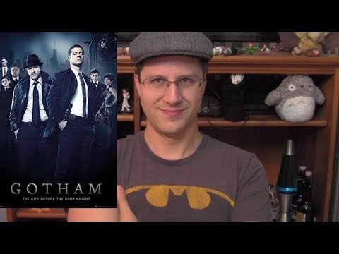 Why Gotham is AWESOME