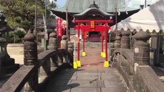 2박3일 일본 큐슈 사가여행/하치만신사(Hachiman Shrine, 八幡神社)/류조지 하치만구(Ryuzoji Hachimangu, 龍造寺八幡宮)/트립프로그래머