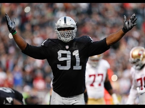 Justin Tuck 2014-15 Highlights