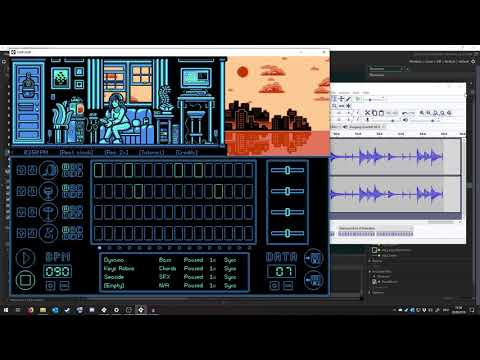 Tutorial: Turn your 【LOFI CHIP-HOP MACHINE】beats into audio files! thumbnail