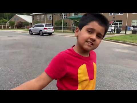 Rayan is at alston ridge elementary school