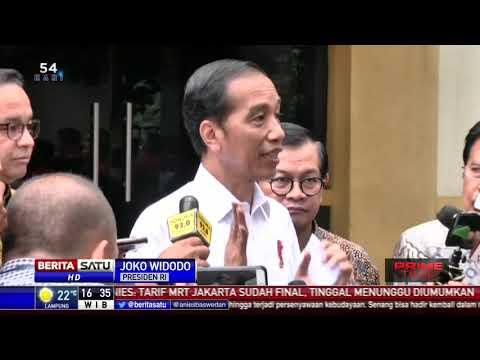 Jokowi: Bersihkan PSSI dari Mafia Bola