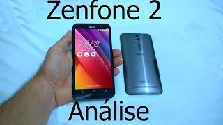 Asus Zenfone 2 - Análise Completa do Aparelho (Review BRASIL)