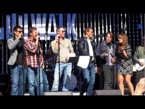 'Days of our Lives' performs the Beatles' 'Birthday'